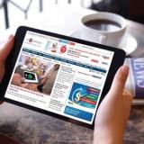 Ngân hàng chuộng truyền thông qua online