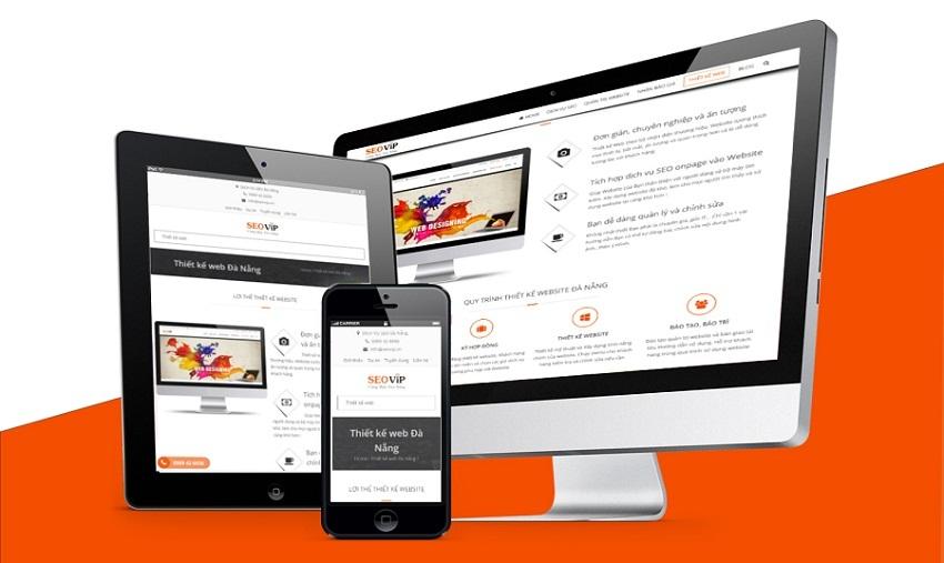 Thiết kế website tại đà nẵng - SEOViP.vn