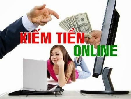 10 Cách kiếm tiền trên mạng