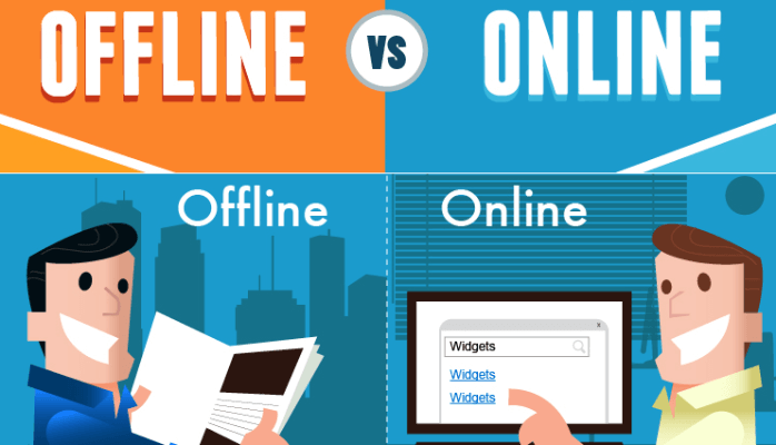 So sách Marketing Online & Marketing Offline