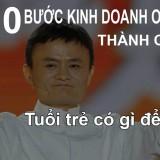 10 BƯỚC KINH DOANH ONLINE THÀNH CÔNG