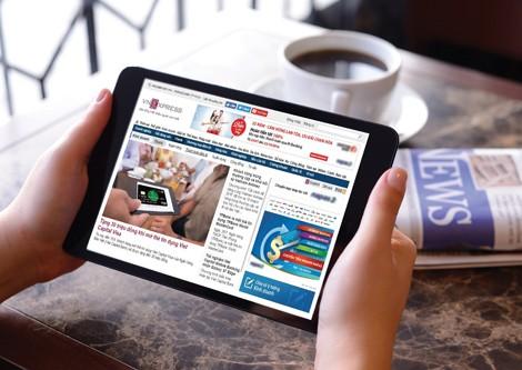 Ngân hàng đầu tư truyền thông online