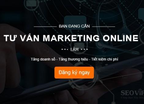 Đăng ký tư vấn Marketing Online