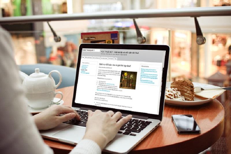 khóa học viết bài cho website tại Đà Nẵng