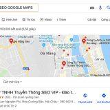 Dịch vụ SEO Google Maps: Xác Minh, SEO địa điểm, Local [UY TÍN]