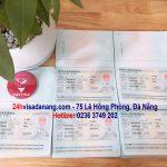 Dịch vụ làm visa uy tín 24HVisa Đà Nẵng