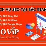 Dịch vụ SEO tại Bắc Giang – Seo website lên top hàng nghìn từ khóa