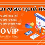 Dịch vụ SEO tại Hà Tĩnh – Lên TOP Hàng Nghìn Từ Khóa