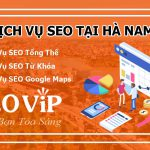 Dịch vụ SEO tại Hà Nam – Seo website lên TOP hàng nghìn từ khóa