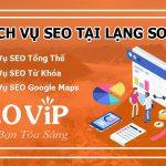 Dịch vụ SEO tại Lạng Sơn – Lên TOP hàng nghìn từ khóa