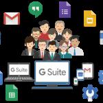 Email doanh nghiệp Google – G Suite | Email tên miền công ty