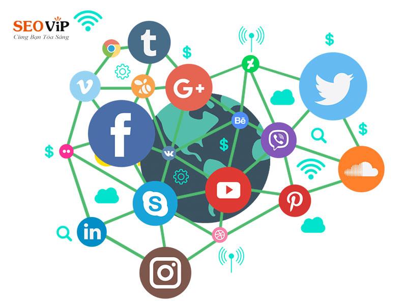 Link profile mạng xã hội