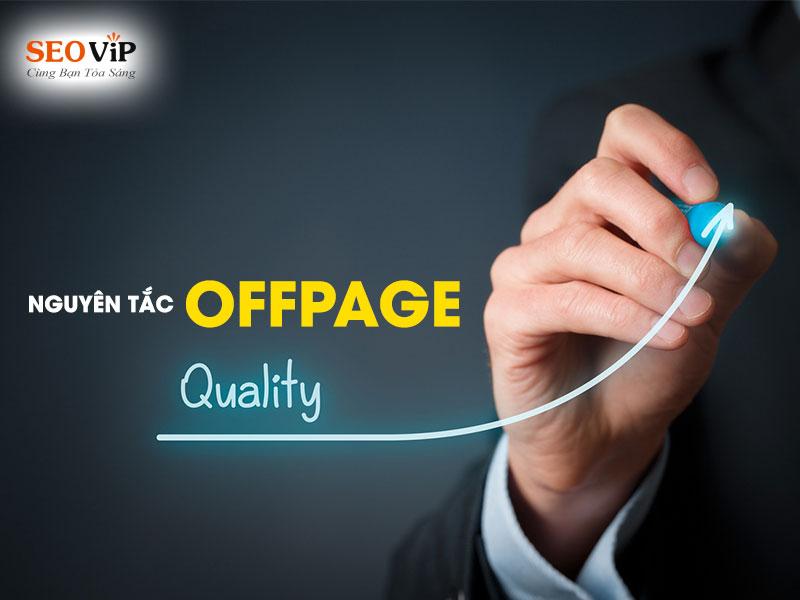 Nguyên tắc SEO offpage