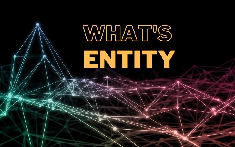 Entity là gì?