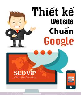 Thiết kế web chuẩn SEO tại Đà Nẵng