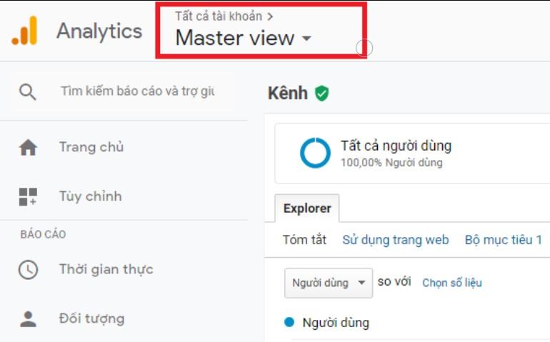 Hướng dẫn cách kiểm tra lượt truy cập website
