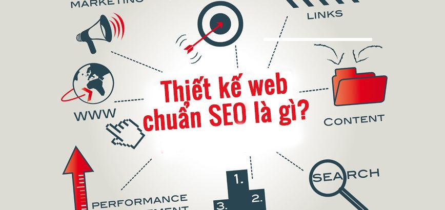 Thiết kế web chuẩn SEO là gì?