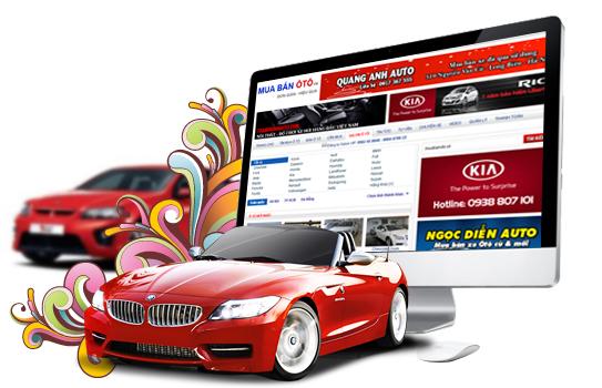 Mỗi showroom nên có một website chuyên nghiệp, mang lại nhiều lợi ích